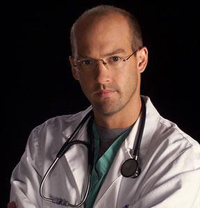 Dr. Mark Green / Anthony Edwards