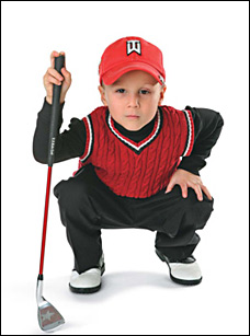 Kyle Lograsso, Photo Credit: Golf Digest