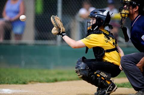 Baseball zen... (Boys Majors)