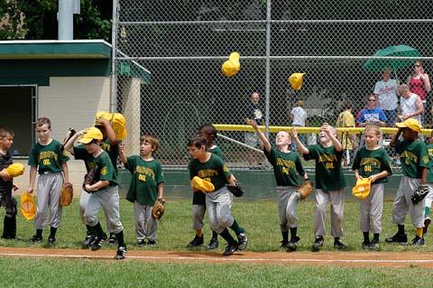 Play ball...